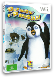 Defendin' De Penguin Wii cover (RLZPXT)