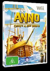 ANNO: Create a New World Wii cover (RN4P41)