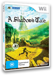 A Shadow's Tale Wii cover (SDWP18)