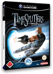 TimeSplitters: Future Perfect GameCube cover (G3FD69)