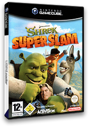 Shrek Super Slam GameCube cover (G3YY52)