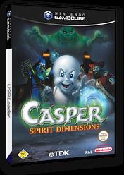 Casper: Spirit Dimensions GameCube cover (GCPP6S)