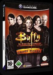 Buffy im Bann der Dämonen: Chaos Bleeds GameCube cover (GCQD7D)