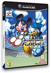 Disney´s Sports Fußball GameCube cover (GDKPA4)