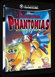 Disney's Donald Duck Phantomias: Platyrhynchos Kineticus GameCube cover (GDOP41)
