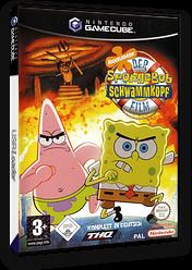 Der SpongBob Schwammkopf Film GameCube cover (GGVD78)
