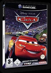 Cars GameCube cover (GKJD78)