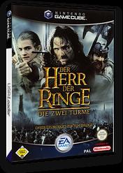 Der Herr Der Ringe:Die Zwei Türme GameCube cover (GLOD69)