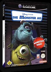 Die Monster AG:Monster Ball GameCube cover (GMNP78)