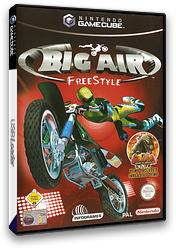 Big Air Freestyle GameCube cover (GMRP70)