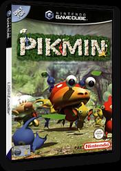 Pikmin GameCube cover (GPIP01)