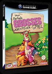 Disney's Ferkels Grosses Abenteuer - Spiel GameCube cover (GPLD9G)