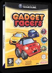 Gadget Racers GameCube cover (GROP7J)