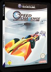 Speed Challenge: Jacques Villeneuve Racing Vision GameCube cover (GSZP41)