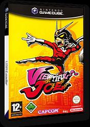 Viewtiful Joe GameCube cover (GVJP08)