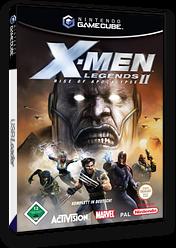 X-Men Legends II: Rise of Apocalypse GameCube cover (GX2D52)