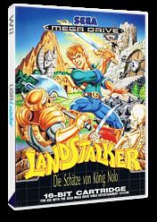 Landstalker: Die Schätze von König Nolo VC-MD cover (MBIP)