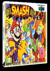 Super Smash Bros. VC-N64 cover (NALP)