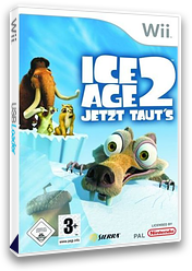 Ice Age 2 - Jetzt taut's Wii cover (R2AP7D)