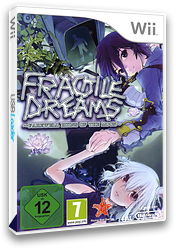 Fragile Dreams - Farewell Ruins of the Moon Wii cover (R2GP99)