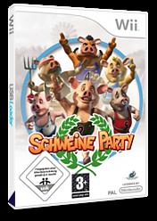 Schweine Party Wii cover (R5OXUG)