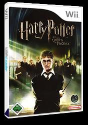Harry Potter und der Orden des Phönix Wii cover (R5PX69)