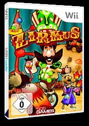 Zirkus Wii cover (R5QPGT)