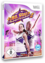 All Star Cheerleader 2 Wii cover (R5YD78)