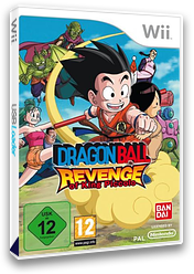Dragon Ball: Revenge of King Piccolo Wii cover (R7GPAF)