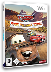 Cars: Hook International Wii cover (RC2P78)