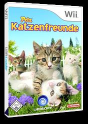 Petz: Katzenfreunde Wii cover (RC3X41)