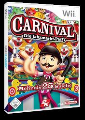 Carnival - Die Jahrmarkt-Party Wii cover (RCGP54)