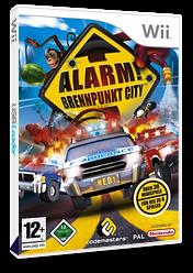 Alarm: Brennpunkt City Wii cover (REGP36)