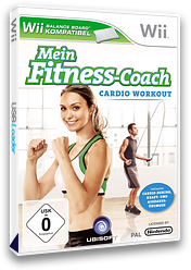 Mein Fitness Coach: Cardio Workout Wii cover (REKP41)