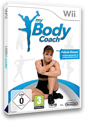 My Body Coach Wii cover (REUPNK)