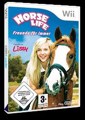 Horse Life: Freunde für immer Wii cover (RH5PKM)