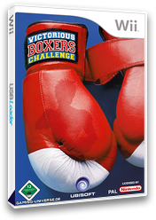 Victorious Boxers Challenge Wii cover (RHIP41)