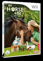 My Horse & Me - Mein Pferd und Ich Wii cover (RHNP70)
