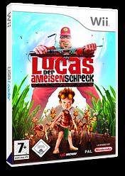 Lucas der Ameisenschreck Wii cover (RI3P5D)
