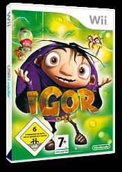 Igor: Das Spiel Wii cover (RIBPKM)