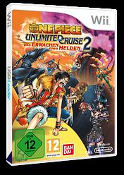 One Piece Unlimited Cruise 2: Das Erwachen eines Helden Wii cover (RIUPAF)