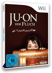 Ju-On Der Fluch Wii cover (RJOP99)