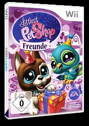 Littlest Pet Shop: Freunde Wii cover (RL7P69)
