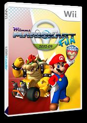 Wiimms MKW Fun 2012-09.pal CUSTOM cover (RMCP17)