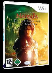Die Chroniken von Narnia: Prinz Kaspian Wii cover (RNNY4Q)
