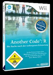 Another Code: R - Die Suche nach der verborgenen Erinnerung Wii cover (RNOP01)
