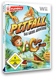 Pitfall: Das große Abenteuer Wii cover (RPFP52)