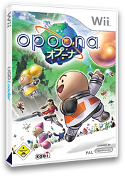 Opoona Wii cover (RPOPC8)