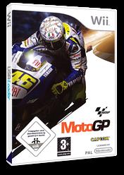 Moto GP Wii cover (RQ8P08)