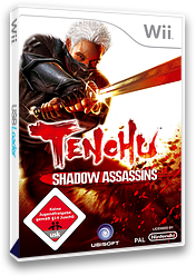 Tenchu: Shadow Assassins Wii cover (RTNP41)